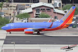 Southwest Airlines   N7738A