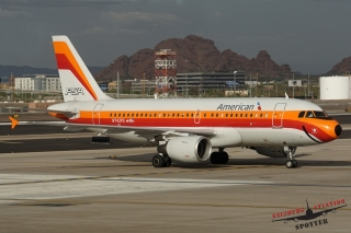 American Airlines (PSA - Pacific Southwest Airlines) | N742PS