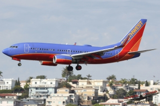 Southwest Airlines | N777QC