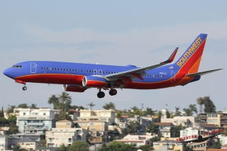 Southwest Airlines | N8610A