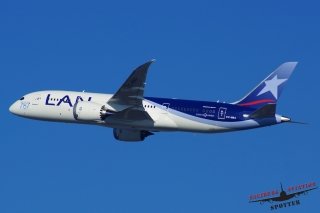 LAN Airlines | CC-BBA