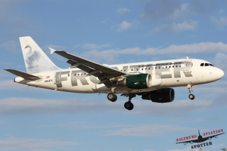 Frontier Airlines | N904FR