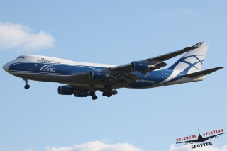 AirBridgeCargo Airlines | VP-BIM