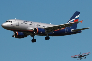 Aeroflot - Russian Airlines | VP-BWA