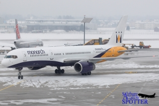 Monarch Airlines | G-DAJB