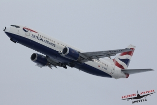 British Airways | G-DOCL