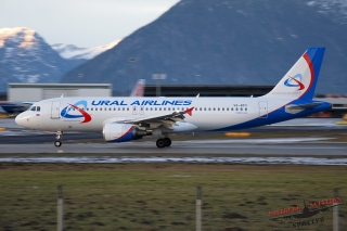 Ural Airlines | VQ-BCY