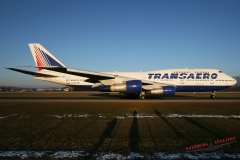 Transaero Airlines | VP-BGU