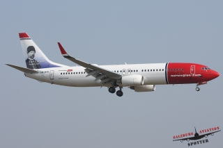 Norwegian Air Shuttle | LN-DYK