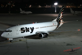 Sky Airlines   TC-SKD