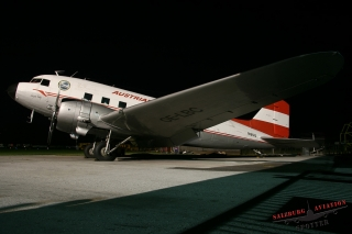 First Austrian DC-3 Dakota Club | N86U
