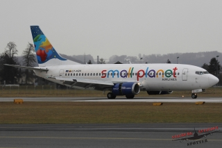 Small Planet Airlines   LY-AQX