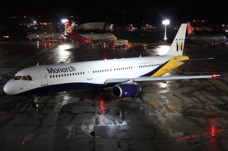 Monarch Airlines | G-OZBG