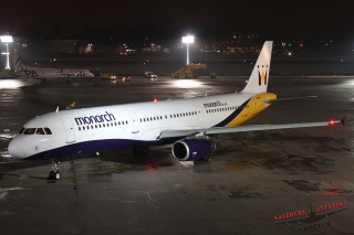 Monarch Airlines | G-OZBU