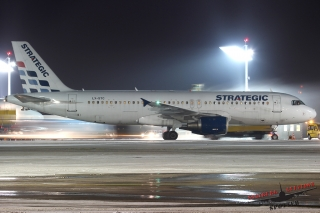 Strategic Airlines | LX-STC