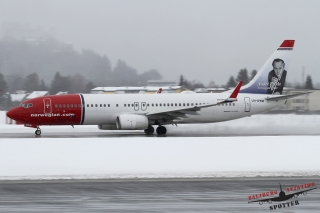 Norwegian Air Shuttle | LN-DYM