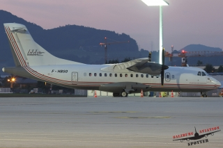 Atlantique Air Assistance   F-HBSO