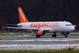 EasyJet Airline | G-EZWD
