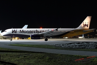 Monarch Airlines | G-OZBO