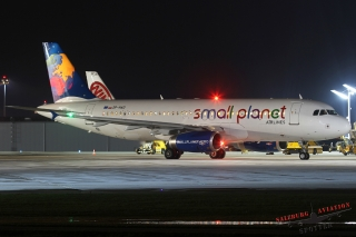 Small Planet Airlines | SP-HAD