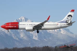 Norwegian Air Shuttle | LN-NOM