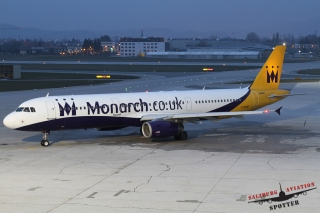 Monarch Airlines | G-OZBE