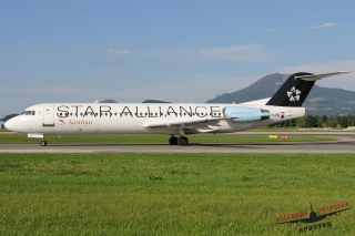 Austrian Airlines (Tyrolean Airways) | OE-LVG