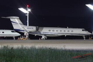 Gulfstream Aerospace | N550GD
