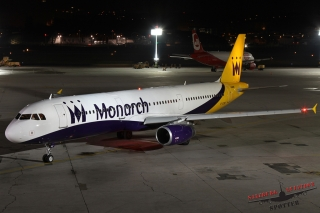 Monarch Airlines | G-OZBZ