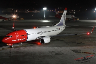 Norwegian Air Shuttle | LN-DYW