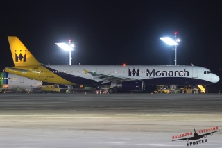 Monarch Airlines   G-OZBN