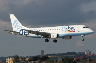 Flybe - British European | G-FBJK
