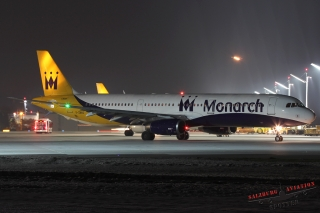 Monarch Airlines | G-ZBAG