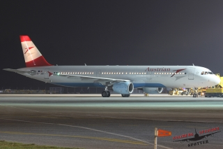Austrian Airlines | OE-LBD
