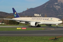 Saudi Arabian Airlines | HZ-AKF