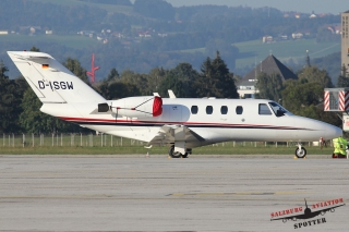 Air Hamburg Private Jets | D-ISGW