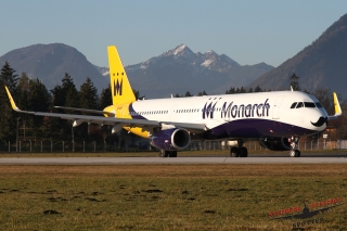 Monarch Airlines | G-ZBAM