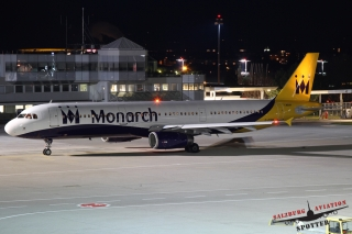 Monarch Airlines | G-OZBR
