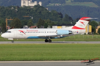 Austrian Airlines (Tyrolean Airways) | OE-LFP