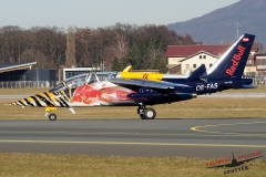 Red Bull (The Flying Bulls) | OE-FAS