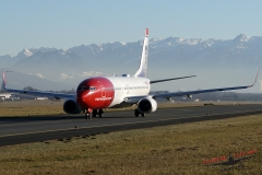 Norwegian Air Shuttle | LN-DYZ