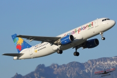 Small Planet Airlines | D-ABDB