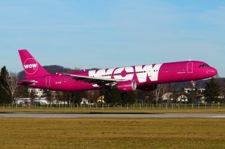WOW Air | TF-KID