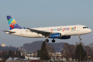 Small Planet Airlines | LY-SPD