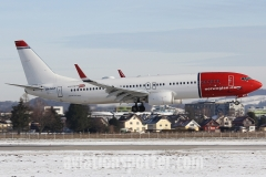 Norwegian Air Shuttle | LN-NGY