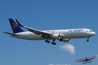 Air Astana | P4-KEC