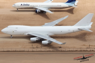 Untitled (China Airlines Cargo) | B-18703