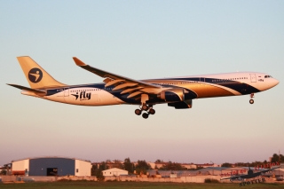 I-Fly Airlines | EI-FBU