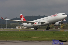 Swiss International Airlines | HB-JHC