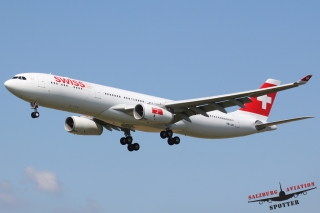 Swiss International Air Lines | HB-JHI
